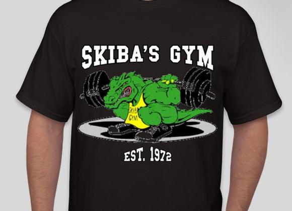 Skiba's Gym T-shirt black