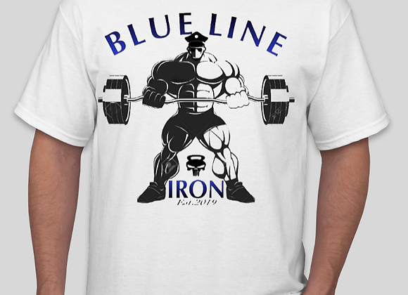 The Official Blue Iron Shirt