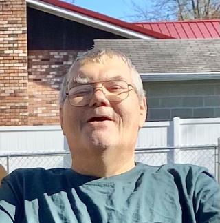 Paul William May Jr.