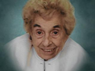 Helen Eileen Oney