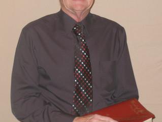 Pastor Rondall T. Walker Sr.