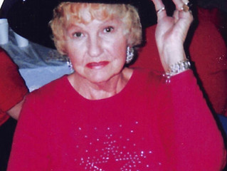 Barbara Sue (Robinson) Ruff