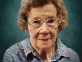 "Lucille ""Lucy"" B. Hutchison"