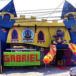 Buffet Infantil Magic Kingdo | São Paulo - Zona Leste | Melhor Buffet Infatil São Paulo | Festa Infatil