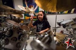 Julian Pavone World's Youngest Drummer