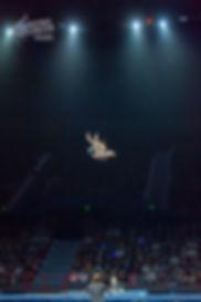 Greg Roe performs at Nitro Circus