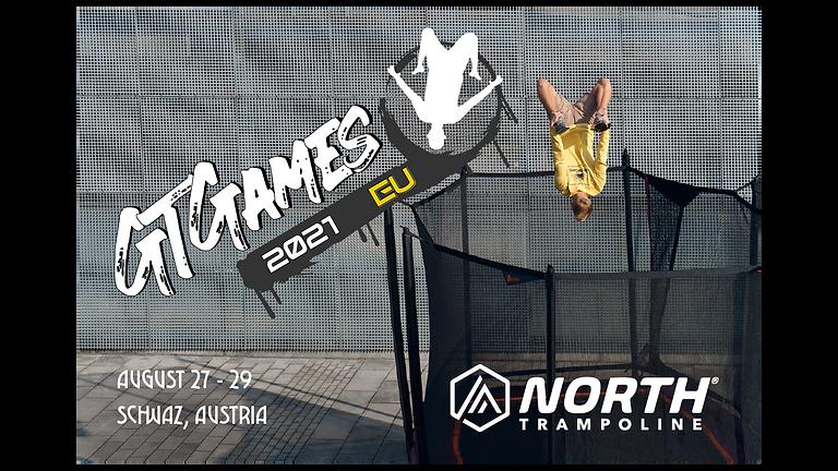 North GTGamesEU 2021 Athlete Registration