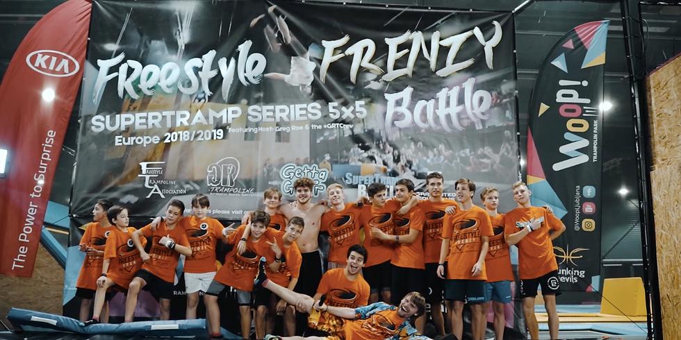 Freestyle Frenzy Championships