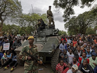Military Intervention Is no Panacea in Zimbabwe