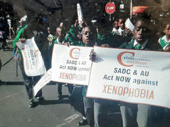 CiZC position on the Xenophobic Attacks in South Africa
