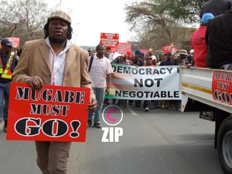"""""""Mugabe and ZANU-PF Must Go"""""""