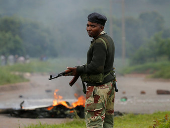 URGENT INTERVENTION ON THE FAST DETERIORATING HUMANITARIAN AND HUMAN RIGHTS SITUATION IN ZIMBABWE