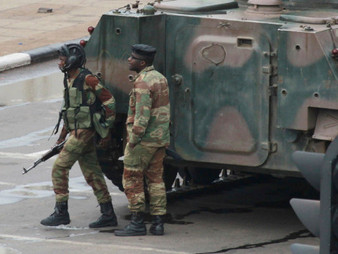 ED's Faustian Pact: Is Zimbabwe risking another Military Coup?