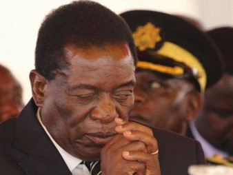 Dark Times in Zimbabwe: The Last Days of Emmerson Mnangagwa
