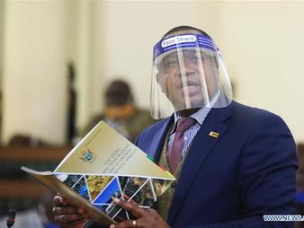 "Coordinator's Note: Zimbabwe's National Budget...""We cant breathe"""