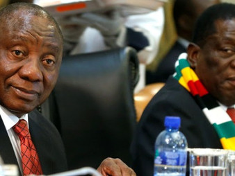 Can South Africa solve Zimbabwe's crisis?