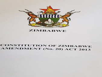 A Critical review of Zimbabwe's Constitutional Amendment No. 2
