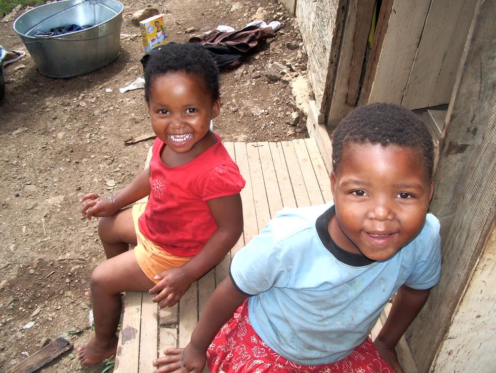 Abundant Joy in the Midst of Poverty