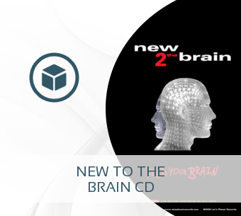 New to the Brain CD