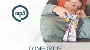 Comfort is Highly Over-rated