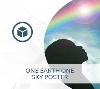 One Earth One Sky Poster