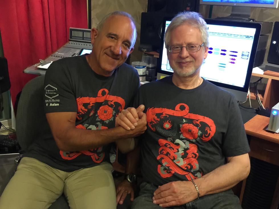 Warren & Steven Halpern
