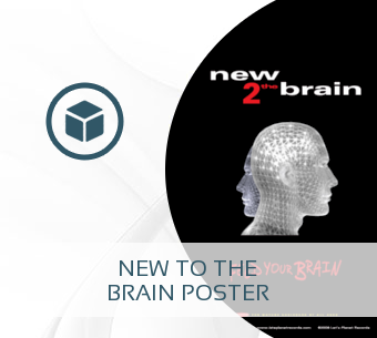 New to the Brain Poster