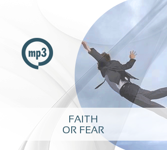Faith or Fear: Who's Driving the Bus?