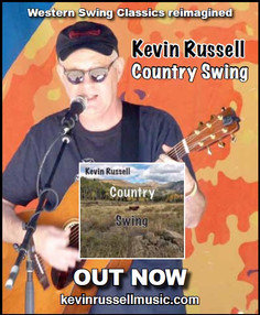 Kevin Russell, Repeat Client at Banquet, Wins Best Americana Band again for 2017