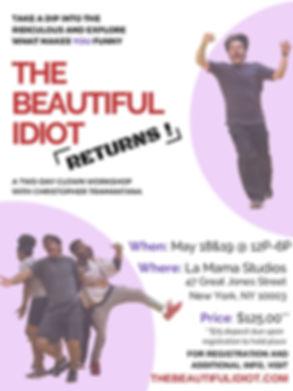 The Beautiful Idiot RETURNS.jpg