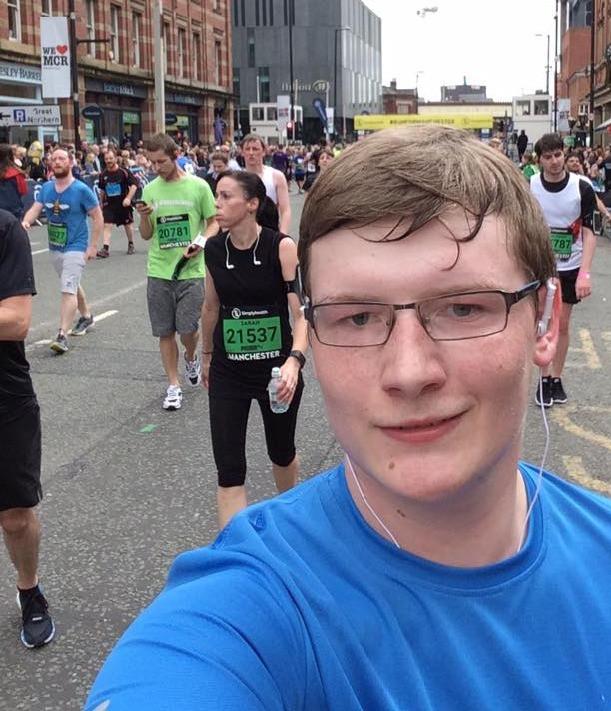 10 Km Great Manchester Run 2017
