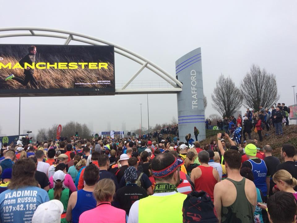 Greater Manchester Marathon 2018