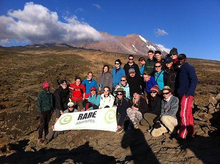 Zachary Abbott Kilimanjaro