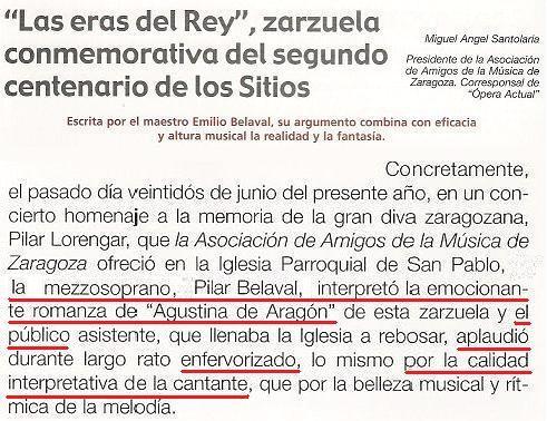 Reportaje Las Eras del Rey