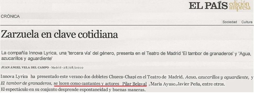 Crítica El País