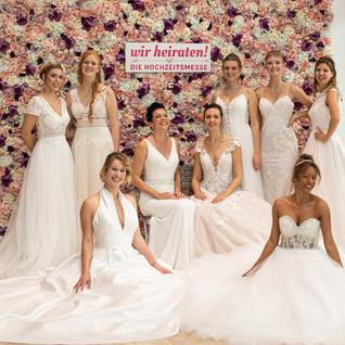Brautmode Wiesbaden - Ein Wochenende voller Inspirationen für angehende Bräute