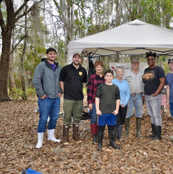 Town of Jean Lafitte planting