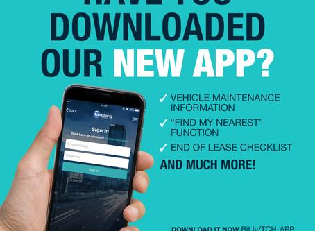 The TCH Leasing App