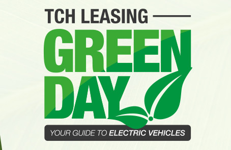TCH Leasing's First Green Day Event