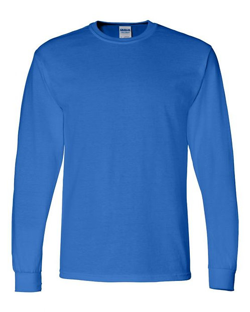 Adult Long Sleeved Shirt - Plus Sizes