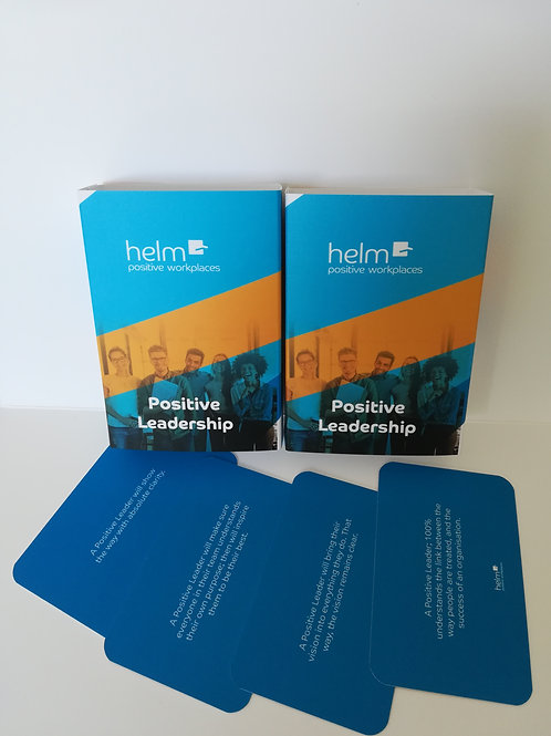 Positive Leader Training Cards