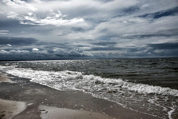 nuvoloso Ocean