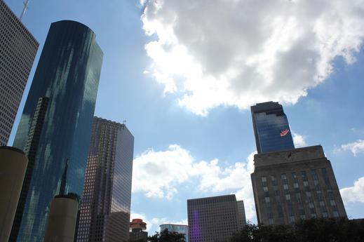 Houston Pillars?