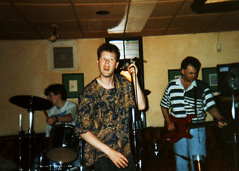 Russian For Money - Live at the Vic Darwen early 90s