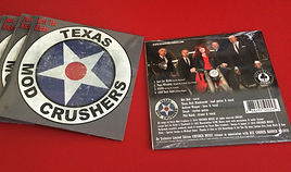 Texas Mod Crushers - CD EP 'Just for Kicks' Launched at Barber Vintage Festival in association with Ace Cafe London