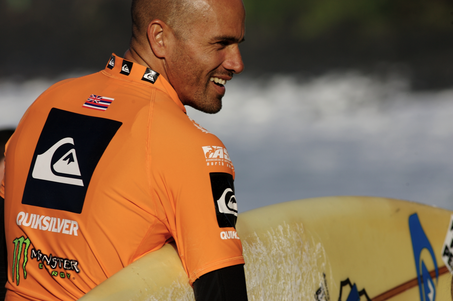 Mr. Kelly Slater