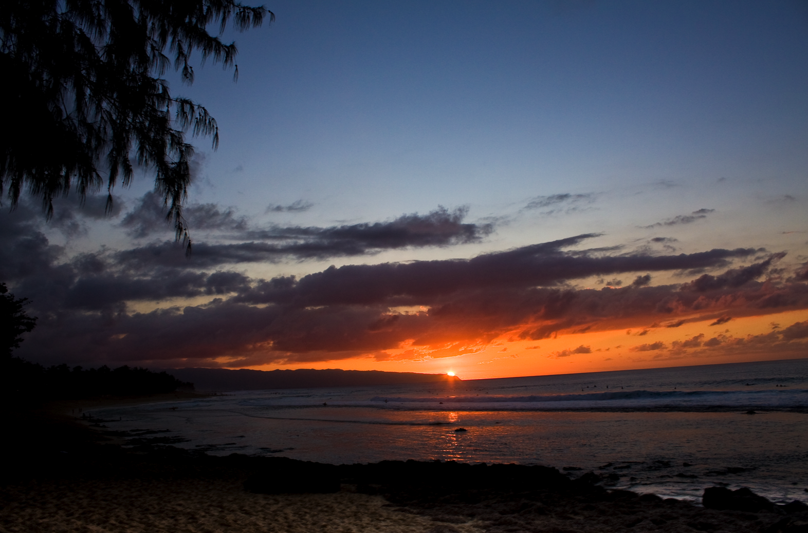 North Shore Sunset