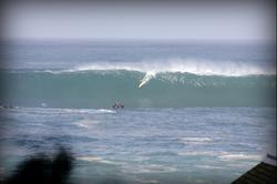 Kelly Slater Waimea Bay