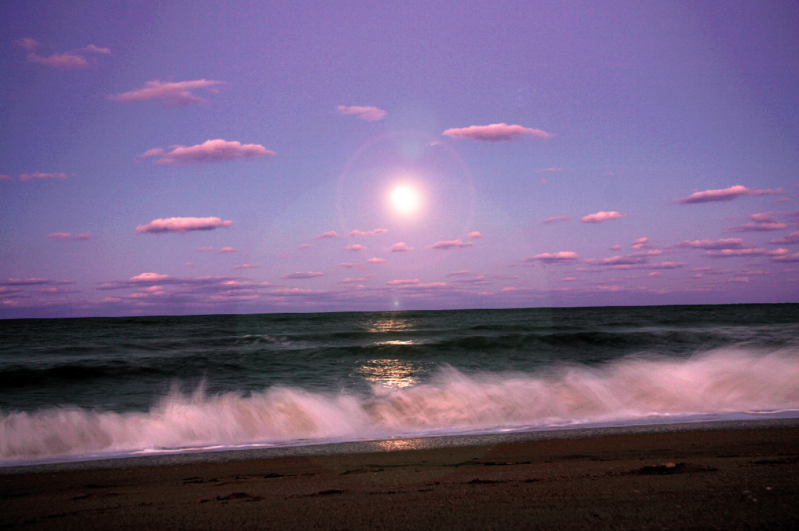 Wicked Moonrise...