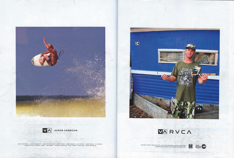 Gorkin RVCA AD - Circa 2007